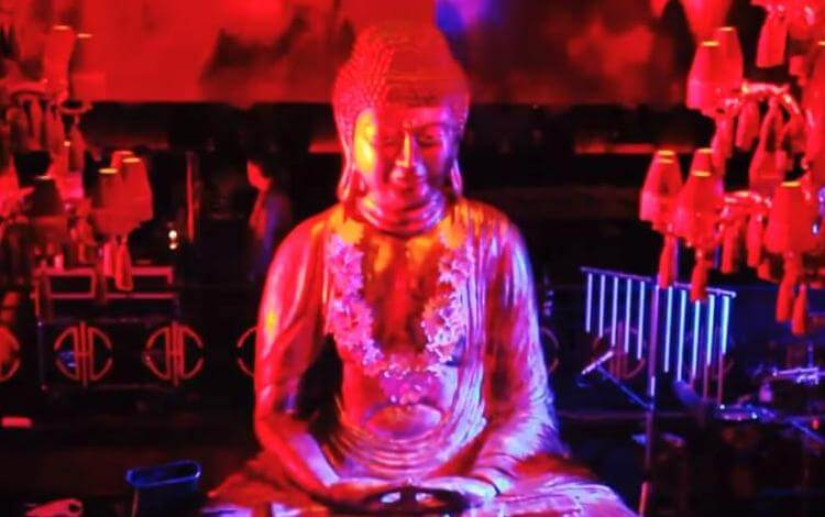 Video of Buddha-bar: 3rd anniversary